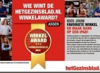 WinkelAward Assen 2012