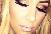 Make-Up Ideas!! / by Kayla Muilenburg