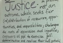 Social Justice / by Yvonne C. Conway-Williams