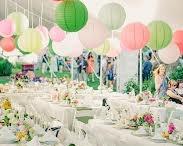 Décorations  / décoration mariage