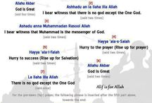 ADHAN - Amazing sound, call Muslim to pray to Al mighty ALLAH