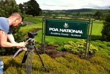 Gleneagles Hotel Scotland Film Shoot