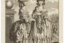 Historical Fashion / by Brandi Collins