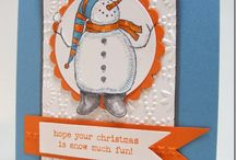 Card Ideas-Christmas / by Jude Fischer