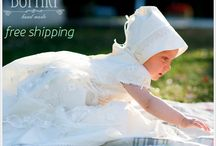 Baby Christening Baptism Clothes