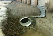 man hole drain