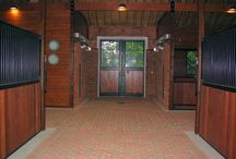 Monterey Horse Stalls / Our Monterey sliding horse stalls feature high fronts for added security