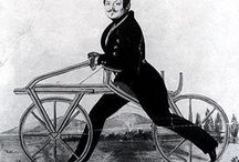 Regency Cycling / The sport of bicycling during the Georgian and Regency periods.