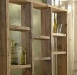 Reclaimed wood / by Janet Strueby