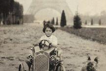 photographie enfance noir & blanc