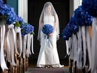 Blue Weddings / by Crown Weddings