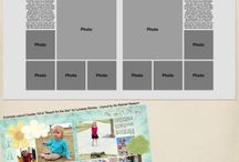 9 Photo Layouts / by Lissa Mitchell