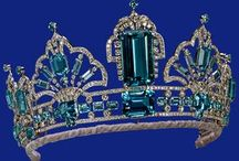 Tiaras, Crowns and other Royal Jewellery
