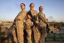 Women army