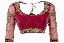 Indian garment / Saree blouses