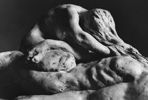 Sculpture / by Evangelyn Delacare