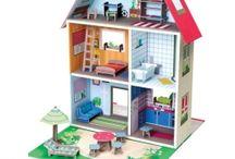 casas de muñeca