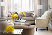 Living Rooms / by Meghan Hoyle