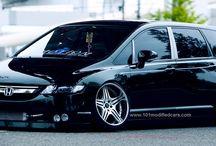 Modified Honda Odyssey / Modified Honda Odyssey