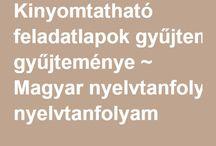 Magyar nyelv külföldieknek