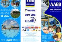 FOLDER INSTITUCIONAL   AABB