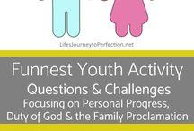 Youth Activity Ideas