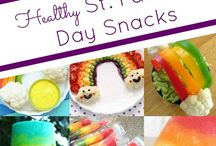 St. Patricks Day Ideas for Kids / St. Patrick's Day Ideas for Kids: Crafts, Party Food, Snacks, Treats, Printables, everything Rainbow, Leprechaun Tricks and Traps, St. Patty's Traditions, and more!