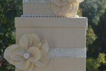 wedding  card box / wedding