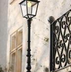 LAMPIONI / Idee e proposte per illuminare e decorare i giardini con lampioni originali