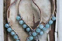 Jewelry semipretious stones