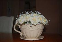 Foam Bloemen / Foam bloemen