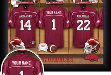 Razorback Wants / by Shannah Harrington