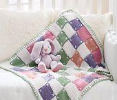 knit - blanket