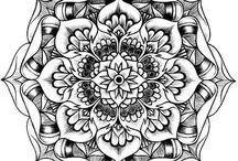 Mandalas / by Mollie White
