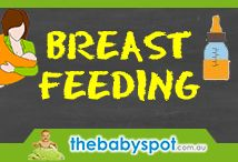 Baby Breastfeeding / Baby Breastfeeding Products and Images
