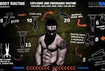 Training: Full body