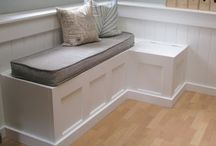 Banquette seating