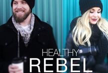 "Healthy Rebel Radio / This is our morning show about health, wellness and living your best life. Healthy Rebel Radio is our chance to share what we are learning, what is exciting, and our views about how health and wellness news, research and promotion is shaping the world we live in. Our show is fun, inspiring and thought-provoking. Our name ""Healthy Rebel"" sums up what you will get from our show. I feel like I am the ultimate healthy rebel."