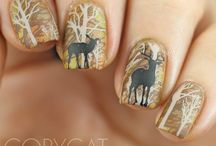 ongles de chasse