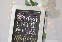 ETLC Wedding Printables