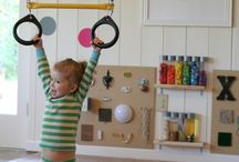 Playroom Ideas  / by Jessica Bruss