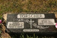 Torscher Surname - Genealogy / Searching for descendents of the Torscher families.  Our Torscher's mainly came from Russia to Canada and North Dakota - If you believe you are related come chat with us -  Facebook page for talking about our ancestors - https://www.facebook.com/debby.dorscher.anderson - Website for information on the research done - http://kaufmanngenealogy.com  / by Debby Anderson