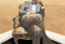 Bror portrett