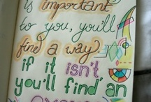 Quotes / by Staci Putnam
