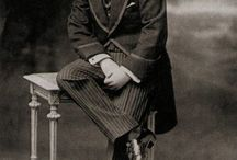 tailor Edwardian Look