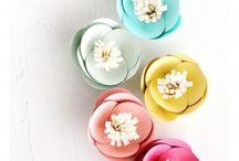 Paper Flower / by Tomoko Tsutsui