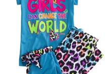 girls sleepwear