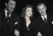 mis actores favoritos / Grandes actrices y actores del cine clásico