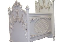Baby Princess Cribs