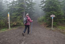 Preparing for mt Saint Helens climb